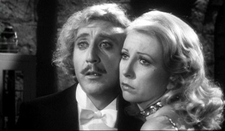 Gene Wilder in Young Frankenstein