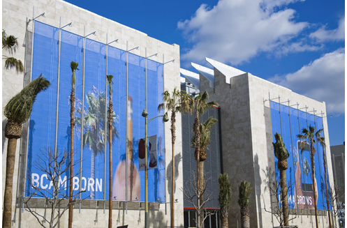 LACMA's new Broad Museum